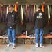 BENCH / AFRO COACH JKT (BLACK)