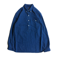 POLO RALPH LAUREN / HALF BUTTON SHIRT (INDIGO)
