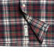 POLO RALPH LAUREN / PLAID OXFORD SHIRT (RED)