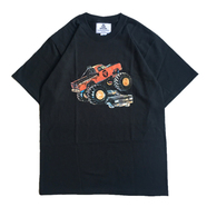 NOTHIN' SPECIAL / MONSTER TRUCK TEE (BLACK)