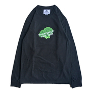 NOTHIN' SPECIAL / BROCCOLI LS TEE (BLACK)