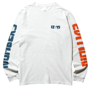 NUMBERS EDITION / 12:45 SWIRL L/S TEE