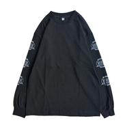 BENCH / LOGO LS TEE (BLACK)