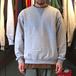 FRUIT OF THE LOOM / 7.2oz SOFSPUN CREW NECK (ATHLETIC HEATHER)