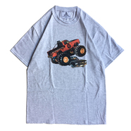 NOTHIN' SPECIAL / MONSTER TRUCK TEE (ASH)