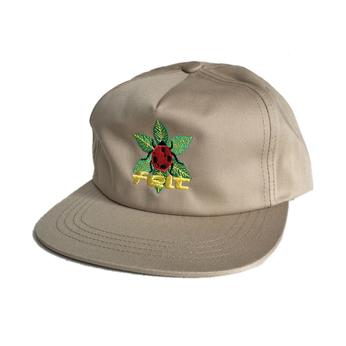 FELT / LADYBUG HAT (KHAKI)