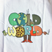 COLD WORLD FROZEN GOODS / CLEOFUS WORLDWIDE TEE (WHITE)