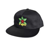 FELT / LADYBUG HAT (BLACK)