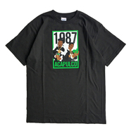 ACAPULCO GOLD / 87S TEE (BLACK)