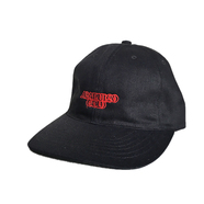 ACAPULCO GOLD / NOODLES 6PANEL CAP (BLACK)