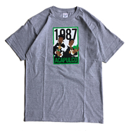 ACAPULCO GOLD / 87S TEE (GREY)