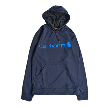 CARHARTT USA / Force Extremes Signature Graphic HOODY (NAVY)
