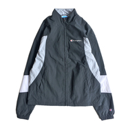CHAMPION USA / WOVEN JACKET (BLACK)