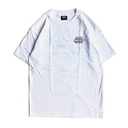 COLD WORLD FROZEN GOODS / MOVING COMPANY TEE (WHITE)
