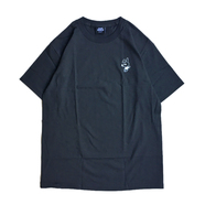 COLD WORLD FROZEN GOODS / COLD BUNNY LOGO TEE (BLACK)