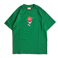 FELT / APPLE TEE (KELLY)