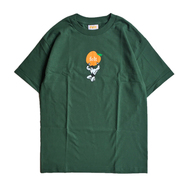FELT / ORANGE TEE (FOREST GREEN)
