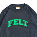 FELT / FELT WARM UP LS TEE (BLACK)