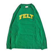 FELT / FELT WARM UP LS TEE (GREEN)