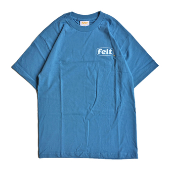 FELT / WORDMARK TEE (SLATE)