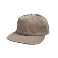 CALI HEADWEAR / COTTON TWILL 6PANEL CAP (KHAKI)