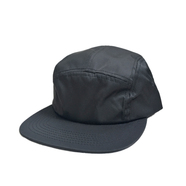 CALI HEADWEAR / NYLON 5PANEL JET CAP (BLACK)