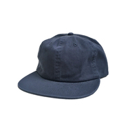 CALI HEADWEAR / COTTON TWILL 6PANEL CAP (NAVY)