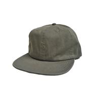 CALI HEADWEAR / COTTON TWILL 6PANEL CAP (OLIVE)