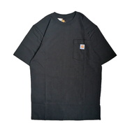 CARHARTT USA / WORKWEAR POCKET TEE (BLACK)
