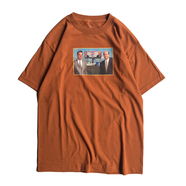STATE NYC / C&B TEE (T.ORANGE)