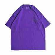 STATE NYC / DECISION TEE (PURPLE)