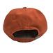 BELIEF / BOLT 6 PANEL CAP (RUST)