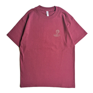 BENCH / AFRO TEE (BURGUNDY)