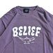 BELIEF / LAMP TEE (VINEYARD)