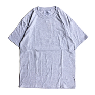 NOTHIN' SPECIAL / PLAYLAND POCKET TEE (GREY)