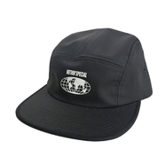 NOTHIN' SPECIAL / BIKE SPIKE 5-PANEL CAMP CAP (BLACK)