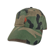POLO RALPH LAUREN / COTTON CHINO CAP (CAMO)