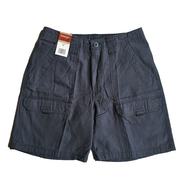 WRANGLER / CANVAS SHORTS (NAVY)