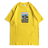 ACAPULCO GOLD / I LOVE NEW YORK TEE (YELLOW)