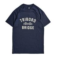 BELIEF / BRIDGE TEE (NAVY)