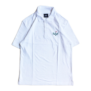 BELIEF / FAIRWAY POLO SHIRT (WHITE)