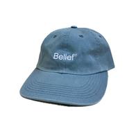 BELIEF / LOGO 6 PANEL CAP (POSTAL)