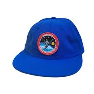 BELIEF / SHUTTLE 6 PANEL CAP (BLUE)