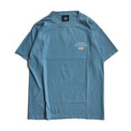 BELIEF / CROSS COUNTRY TEE (ICE BLUE)