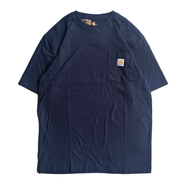 CARHARTT USA / WORKWEAR POCKET TEE (NAVY)