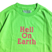 THE DECADES HAT / HELL ON EARTH TEE (LIME)