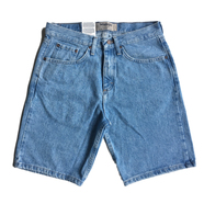 WRANGLER / DENIM SHORTS (LIGHT STONE WASH)