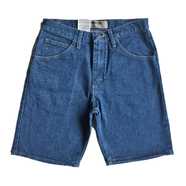 WRANGLER / DENIM SHORTS (MIDIUM STONE WASH)