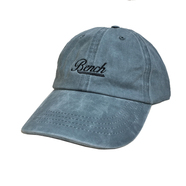 BENCH / LOGO 6PANEL CAP (NAVY)