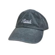BENCH / LOGO 6PANEL CAP (BLACK)